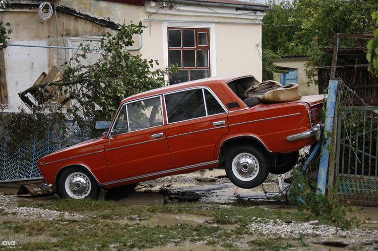 Крымск наводнение 40