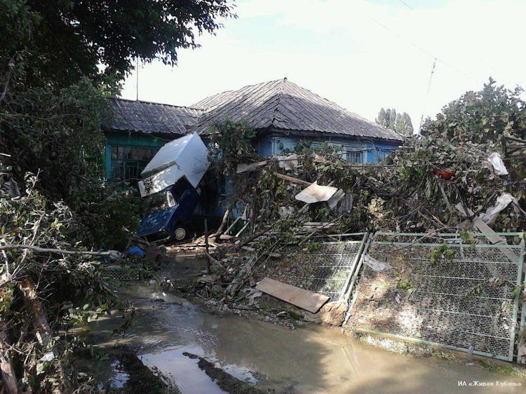 Крымск наводнение 42