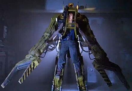 Робот-экзоскелет из Aliens