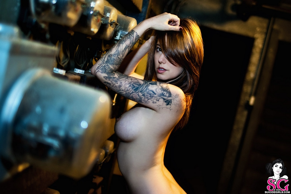 Suicide Girls 18