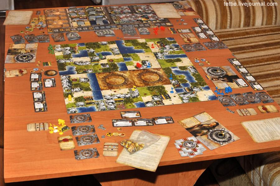 Игровой процесс настольной Цивилизации Сида Мейера 03