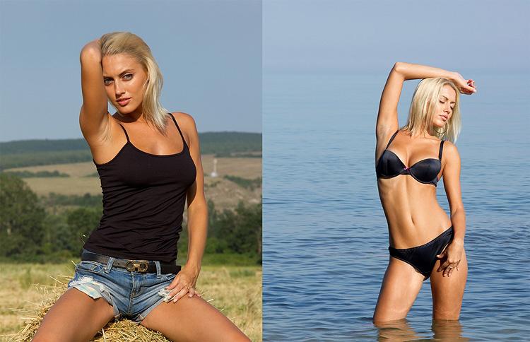 Margarita B / Gragina / Paola / Paola G / Natali Voloshenuk / Наталья Волошенюк