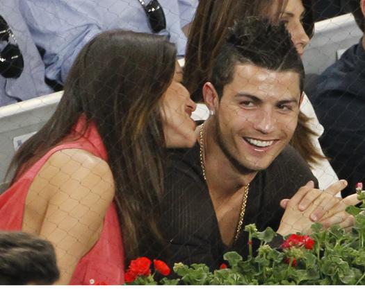 Ronaldo with Girls 04