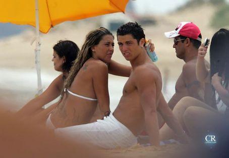 Ronaldo with Girls 09