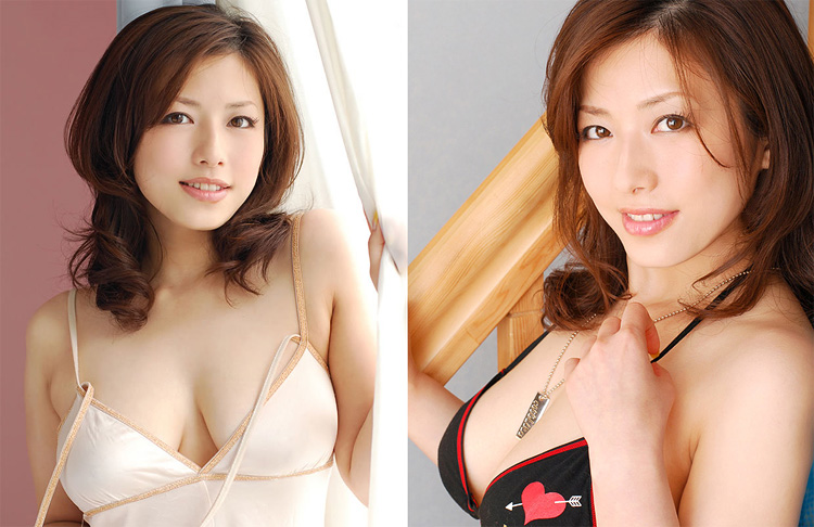 Японські порно актриси