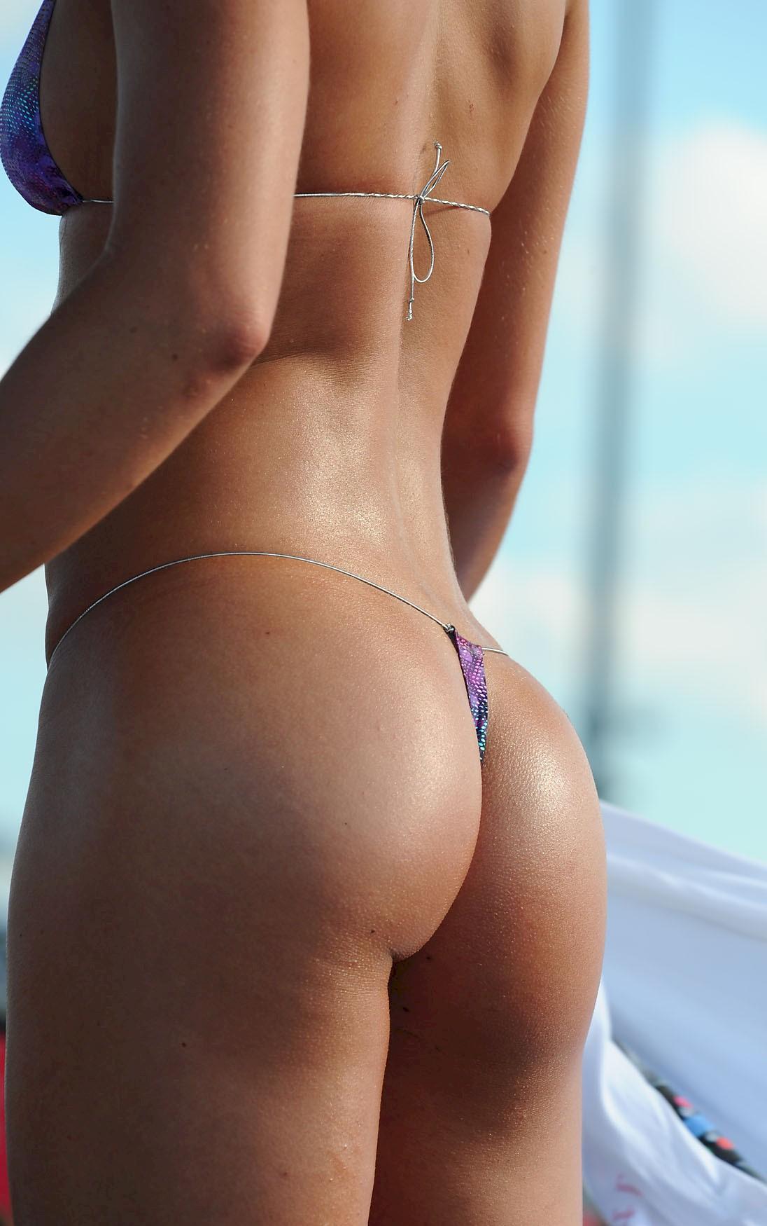Фото пляжных попок 9 фотография