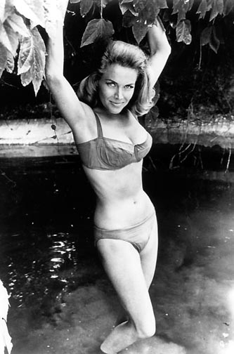 Honor Blackman 1