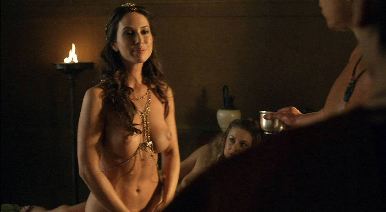Онлайн голые артисты сериала спартак