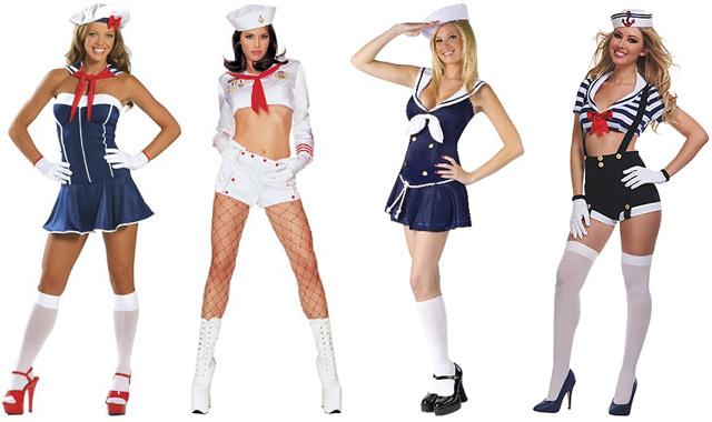 Сексуальные морячки