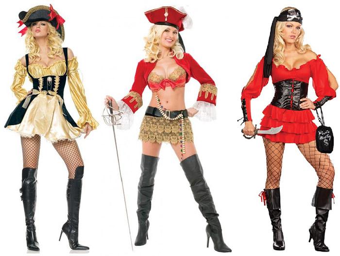 Отвязные пиратки
