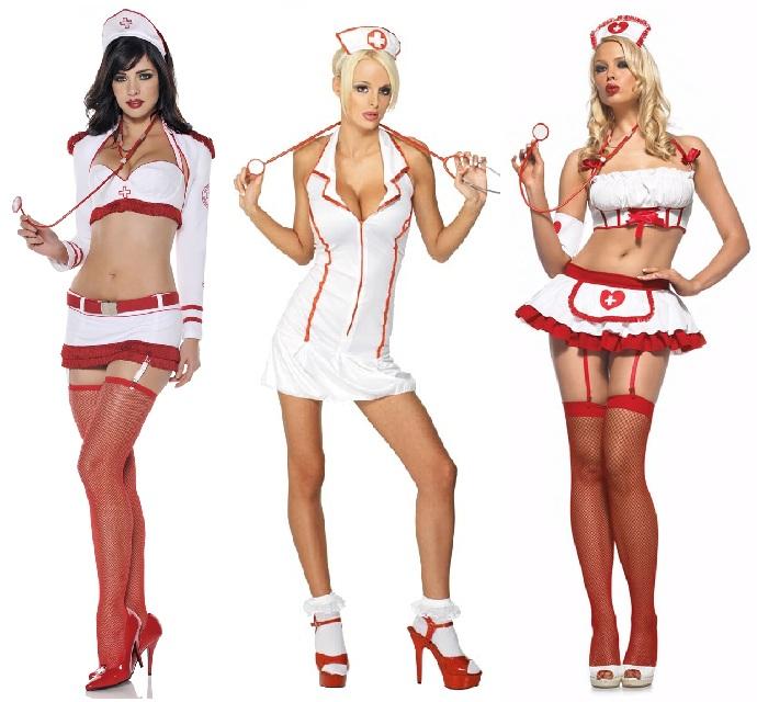 Развратные медсёстры