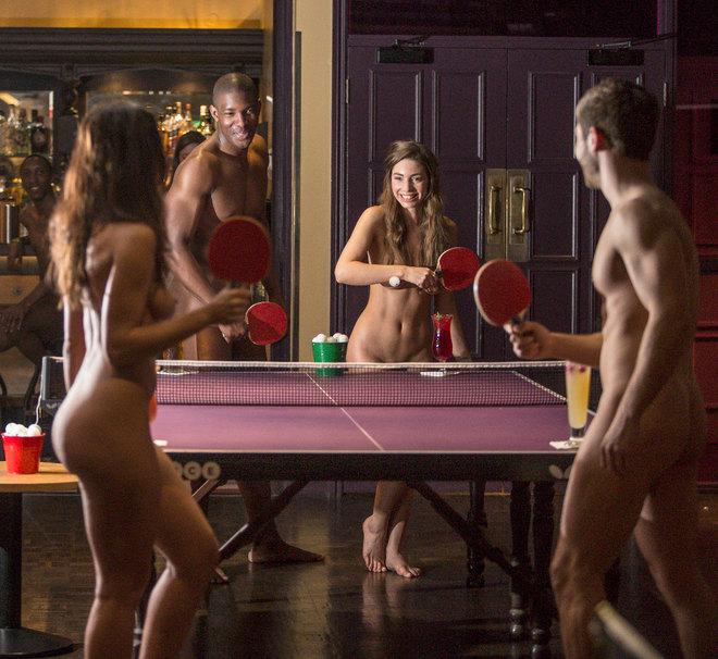 Порно в настольный теннис 7