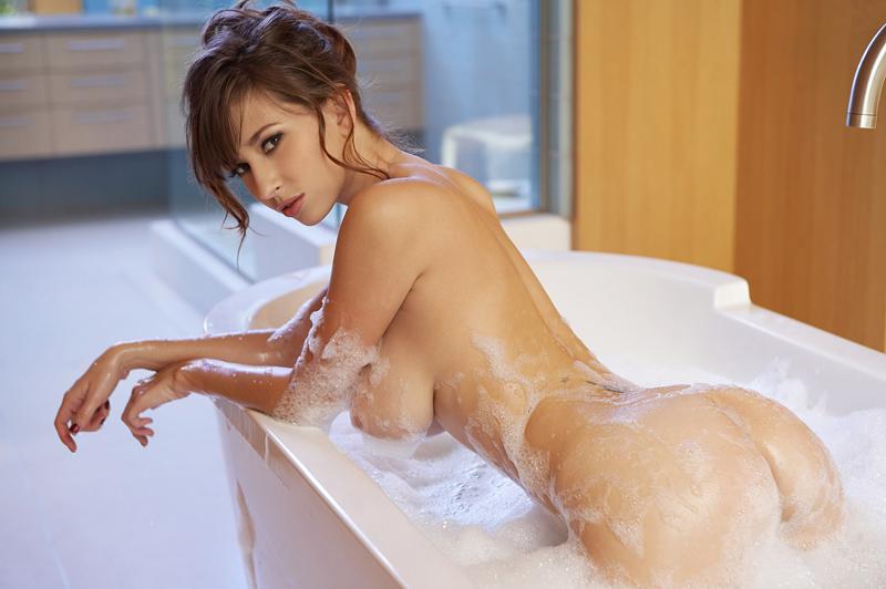 Американская модель Shay Laren