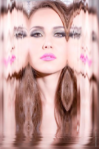 Модель Irina Ansell