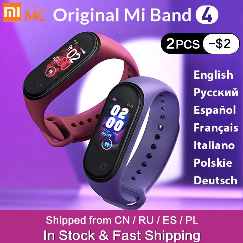 Часы Xiaomi Mi Band 4 Smart
