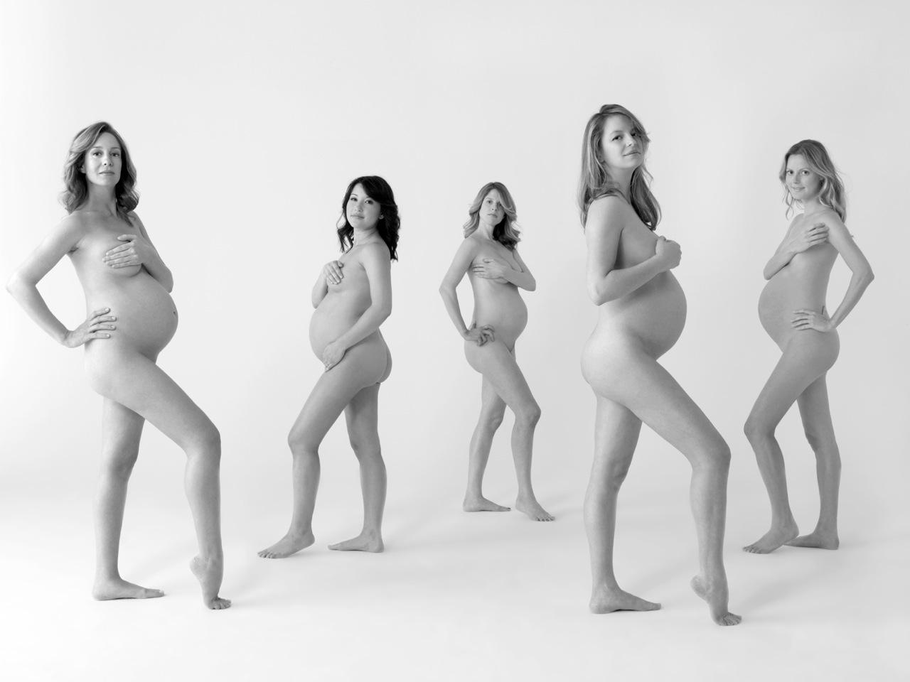 Фотки голые и красивые беременные женщины 13 фотография