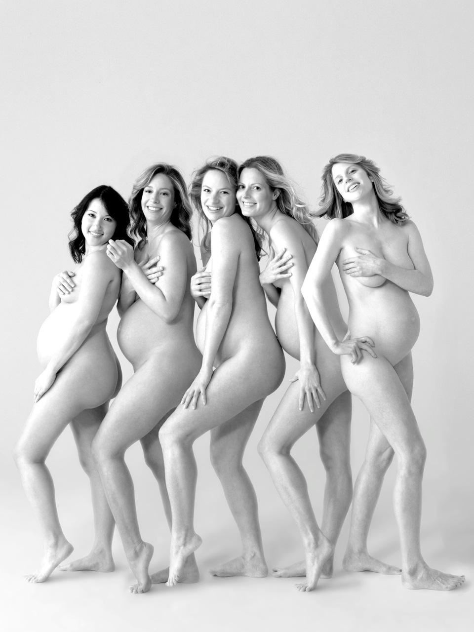 Фотки голые и красивые беременные женщины 6 фотография