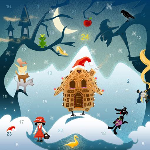 Рождественский календарь 2012
