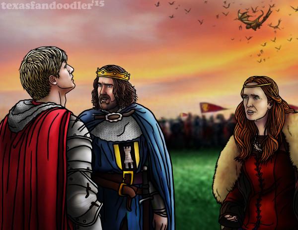 5 - Arthur, Annis, and Bayard - done
