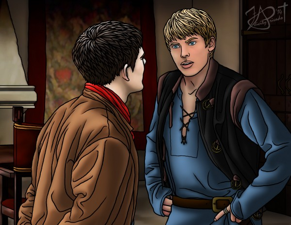 1 - Merlin and Arthur - Done