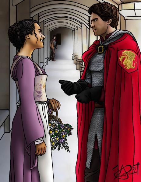 2 - Gwen and Lancelot - Done