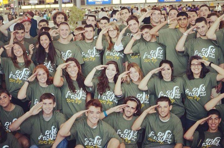 Службы в армии обороны израиля