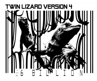 Twin Lizard V4 - The Six Billion (art by RUTA ART)