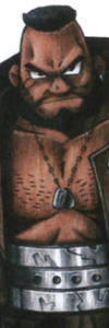 Barret Wallace (Final Fantasy VII)
