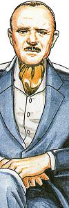 Professor Samuel Barton (Clock Tower 2)