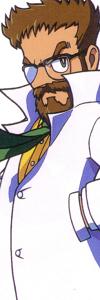 Dr. Mikhail Sergeyevich Cossack (Mega Man)