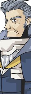 Commander Grant (Spectrobes)
