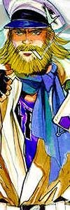 Captain Hawke (SaGa Frontier)