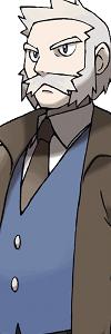 Professor Rowan (Pokémon 4)