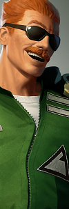 "Nathan ""Radd"" Spencer (Bionic Commando)"