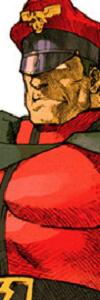 M. Bison (Street Fighter)