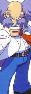 Dr. Albert Wily (Mega Man)