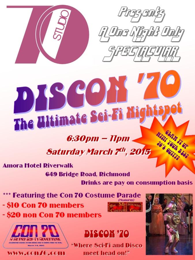 Discon 70 ad