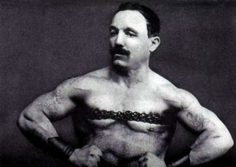 Strong-Man