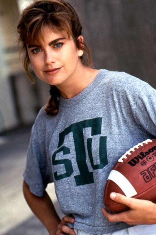 Tiffany Tiger, I mean Kathy Ireland