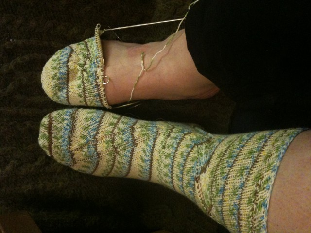 What would you call these socks?