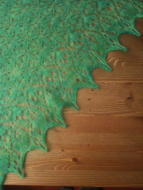 Laminaria, Blocked, point detail