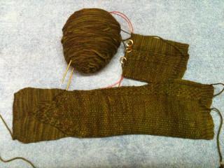 Glass Slipper Socks