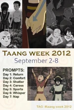 Taang Week banner by korra-naga