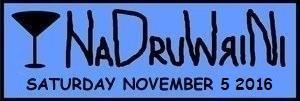 NaDruWriNi Nov 5 2016