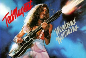 ted-nugent-weekend-warriors-epic-records