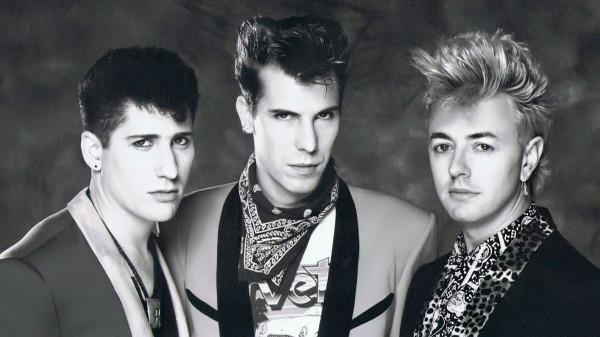 Stray Cats 1989