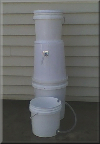 Biosand Greywater System The Stronghold
