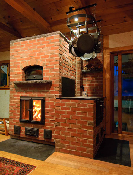 Masonry Stove The Stronghold Livejournal