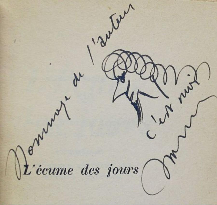 h-1200-vian_boris_lecume-des-jours_1947_edition-originale_autographe_tirage-de-tete_0_43623