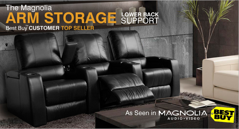 Theater Room Recliners - Immerse Yourself into the Movie